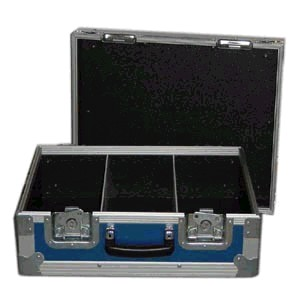 4605  DJ QUATTRO cd 350 flightcase