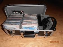 4602  DJ QUATTRO cd 150  455x260x200