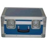 4608 DJ Quattro dvd Flightcase Blauw