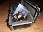 DJ Quattro dvd 150 zwart 455x260x200